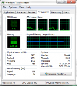 Computer Running Slow Solutions Windows Task Manager Houston TX