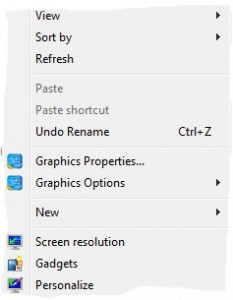 Changing Display Setting Houston PC Services